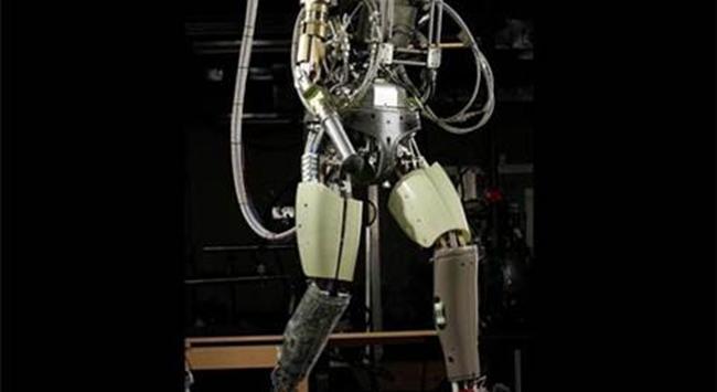 Dünyanın en gelişmiş robotu